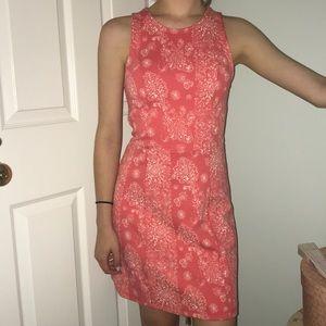 Pink Hollister Floral Dress Size XS